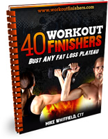 40 Workout Finishers (Bust Any Fat Loss Plateau)